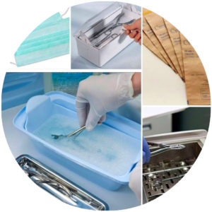 Обработка дезинфекция стерилизация инструмента и его хранение
